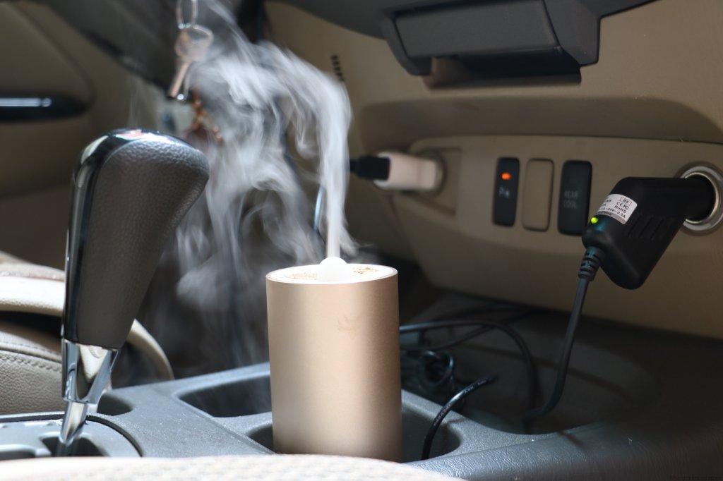 xử lý mùi hôi xe hơi