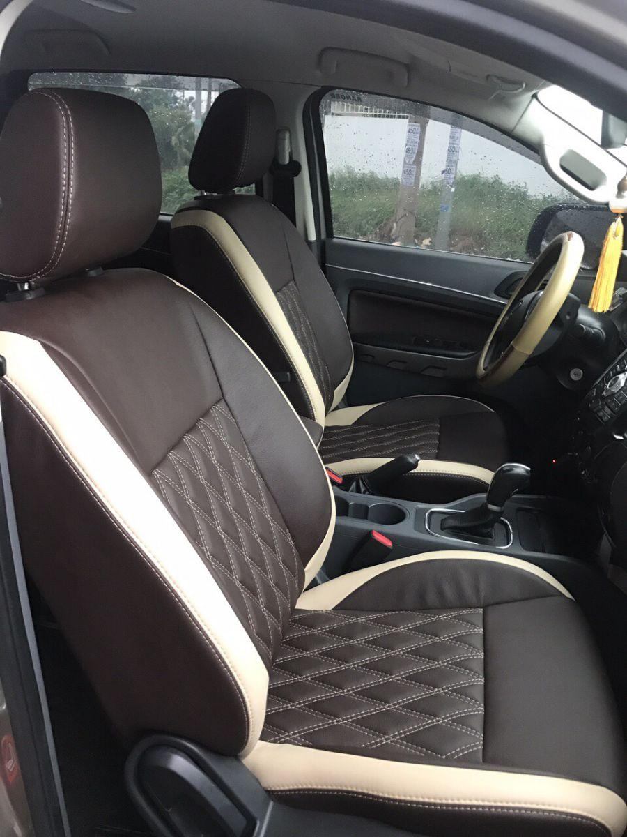 bọc da ghế xe ô tô
