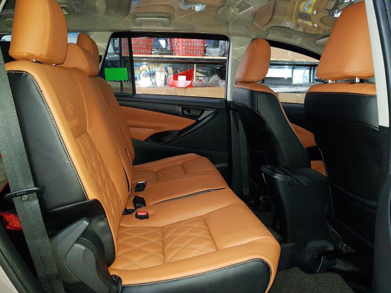 Bọc ghế da xe hơi Bình Dương